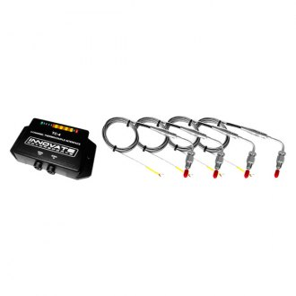Innovate Motorsports® - 4-Channel EGT Kit
