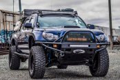 2005 Toyota Tacoma off-road mods and FUEL rims