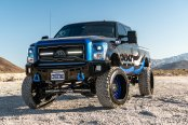 Lifted Ford F250 Super Duty