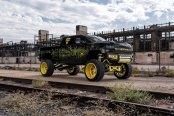 Freight Train Has Arrived! Chevy Silverado