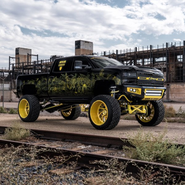 Custom Chevy Silverado Images Mods Photos Upgrades