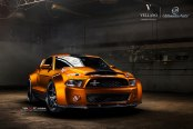 Widebody Ford Mustang by Vellano