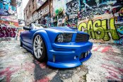 2005 Ford Mustang GT widebody convertible