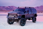 Battle Tested and Ready — Chevy Silverado 2500HD