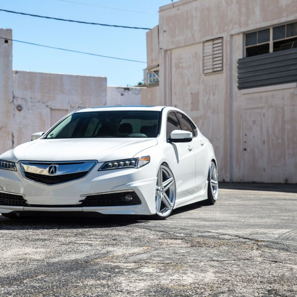 Acura Tlx Pricing: Images, Mods, Photos, Upgrades — CARiD.com Gallery
