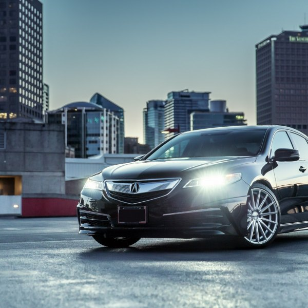 New Acura Tlx: Images, Mods, Photos, Upgrades — CARiD