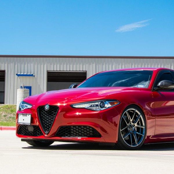 Custom 2019 Alfa Romeo Giulia
