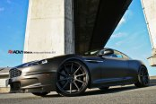 Aston Martin Dbs Gets Color Matched Custom Wheels by ADV1