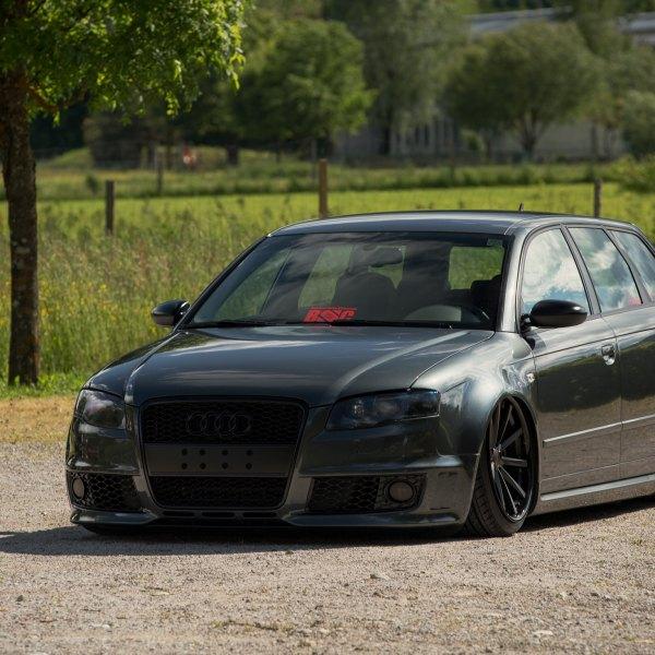 Custom Audi A4 Images Mods Photos Upgrades Caridcom Gallery