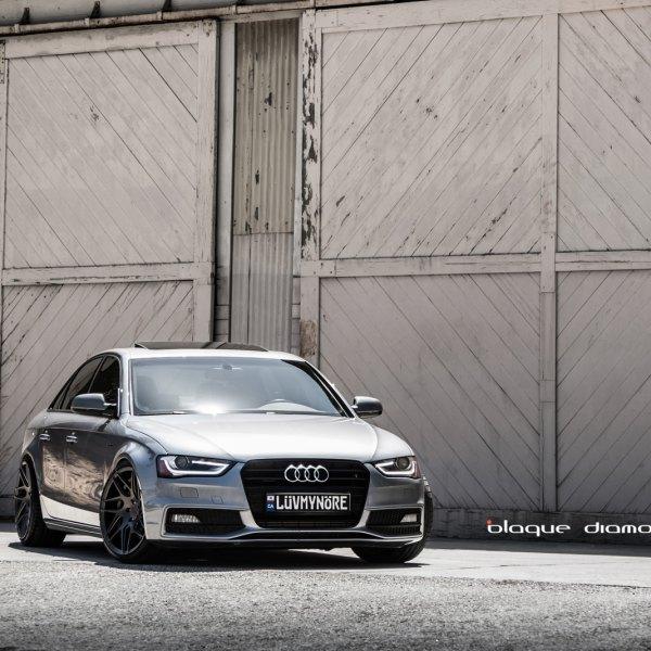 2013 Audi A4 Custom