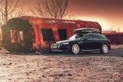 Chrome Beautifying Black Audi A4