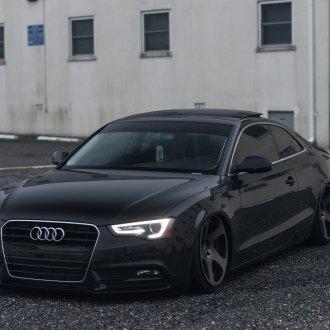 2013 Audi A5 Custom