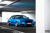 Breathtaking Audi A5 Stanced Out WIth Rotiform Modular Monoblock Wheels