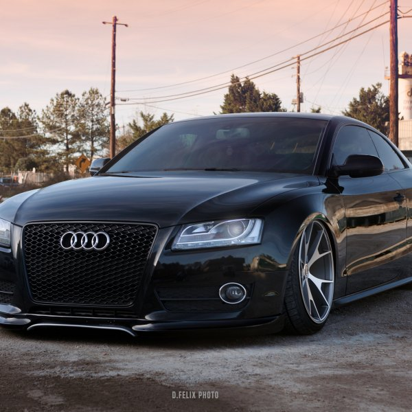 Custom 2008 Audi A5 Images Mods Photos Upgrades Carid Gallery