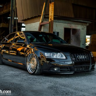 Custom 2011 Audi A6 Images Mods Photos Upgrades Caridcom Gallery