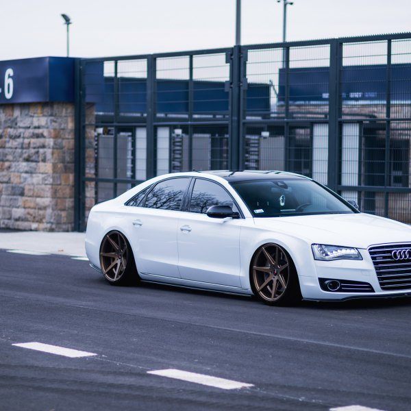 2013 Audi A8 Interior: Images, Mods, Photos, Upgrades