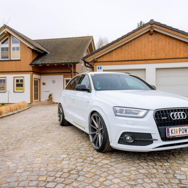 Custom Audi Q3 Images Mods Photos Upgrades Carid