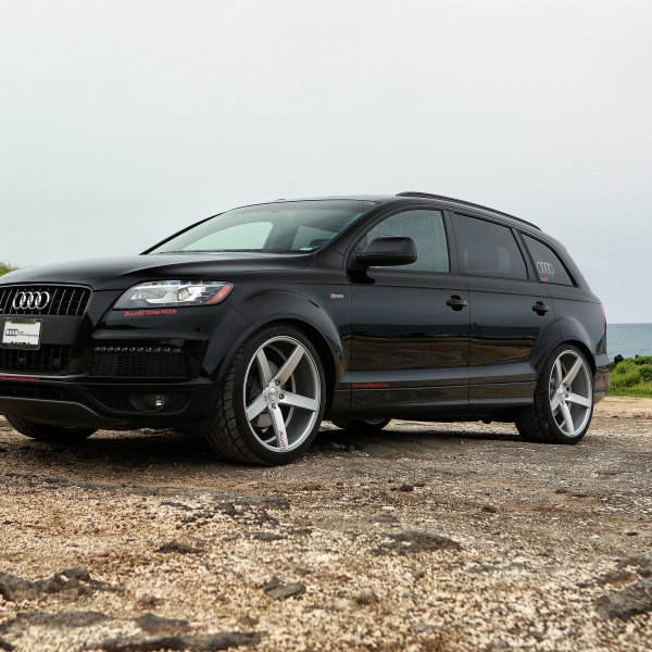 Custom 2012 Audi Q7 Images Mods Photos Upgrades Carid Com Gallery