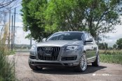Chrome Detailing on Stylish Audi Q7