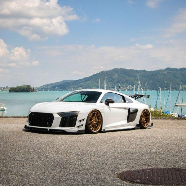 Custom Audi R8 Images Mods Photos Upgrades Caridcom Gallery