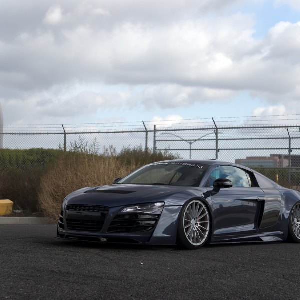 Custom audi r8 images mods photos upgrades carid gallery black audi r8 with custom body kit photo by zito wheels publicscrutiny Images