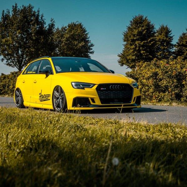 Custom 2019 Audi S3 | Images, Mods, Photos, Upgrades — CARiD