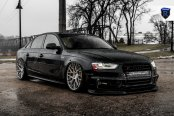 Audi A4 Gone Low with Aftermarket Ground Effects