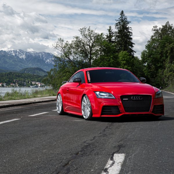 Custom 2009 Audi Tt Images Mods Photos Upgrades