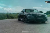 All Black Out Audi TT Quattro Customized to Stand Out