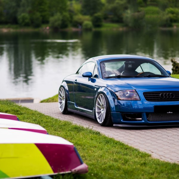 Custom Audi TT Images Mods Photos Upgrades CARiDcom Gallery - Audi tt