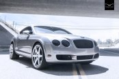 Bentley Continental with Blacked Out Accents Offers Plenty of Luxury and Features