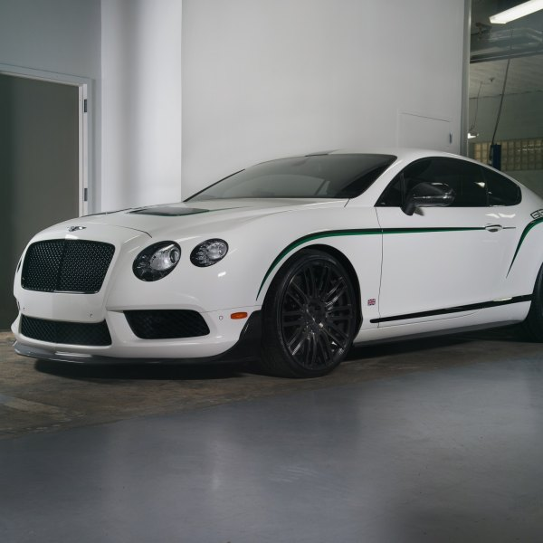 Gorgeous Custom Bentley: Custom 2018 Bentley Continental