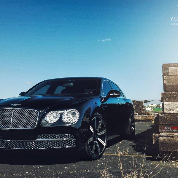 Bentley Flying Spur Tuning Ab 2015: Custom Bentley Flying Spur