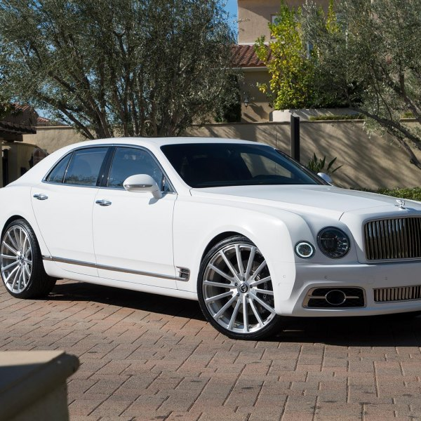 Bentley Mulsanne Bentley: Custom 2018 Bentley Mulsanne