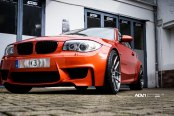 M3's Smaller Brother - BMW M1 Fitted With ADV1 Rims