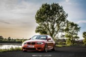 Amazingly Fast and Beautiful - BMW 1-Series M Coupe