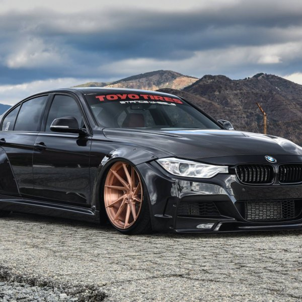 Custom 2012 Bmw 3 Series Images Mods Photos Upgrades Carid
