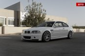 Neat Tuning for White BMW 3-Series