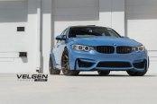 Purist Perfection: Blue BMW 3-Series Rocking Aftermarket Goodies