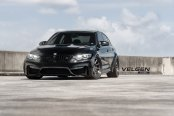 A Proper Modern Classics: Neat Tuning for Black BMW 3-Series