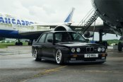 Battle Classics - BMW M3 E30 Sitting Low on Rotiform Modular Wheels