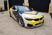 Unexpected Graphics Add Lots of Visual Candy to BMW 4-Series