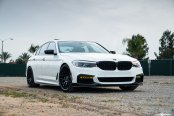 Performance Tweaks and Exteiror Changes for BMW 5- Series