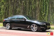 Serious Driver's BMW 5-Series Boasts Aftermarket Chrome Accents