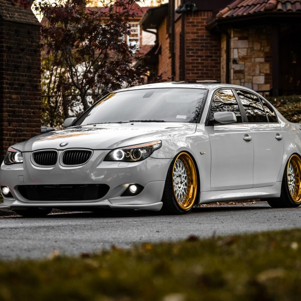 Custom 2008 Bmw 5 Series Images Mods Photos Upgrades Carid Com Gallery