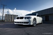 Neat Tuning Kit for White BMW 7-Series