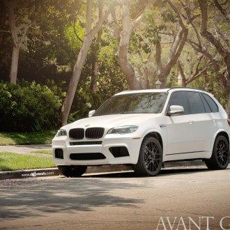 Custom White Lifted BMW X5