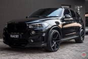 Blacked Out BMW X5 Gets More Serious Than Ever