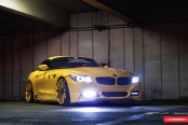 Yellow is the New Black: Heavily Customized BMW Z4