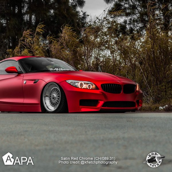 Bmw Z4 Red: Images, Mods, Photos, Upgrades